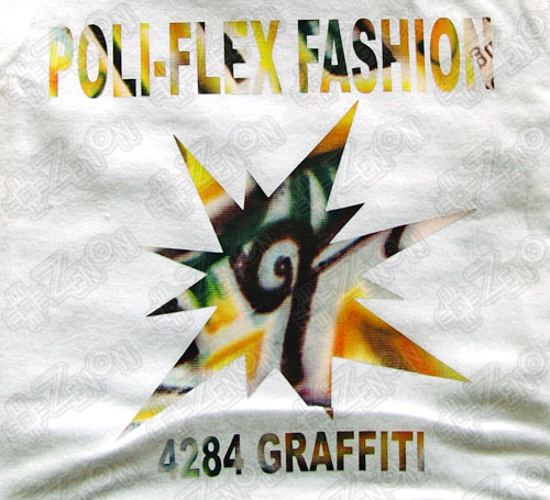 POLI-FLEX FASHION GRAFFITI